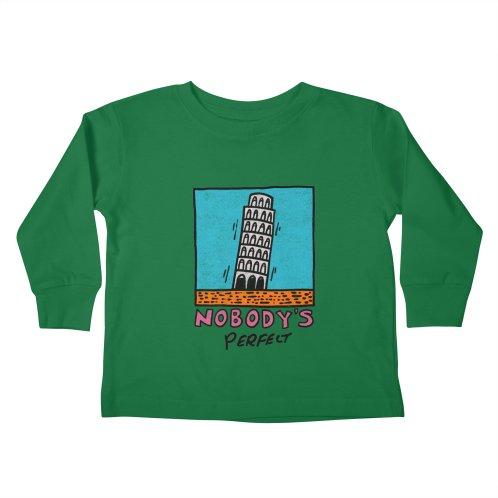 image for NOBODY'S PERFECT PISA