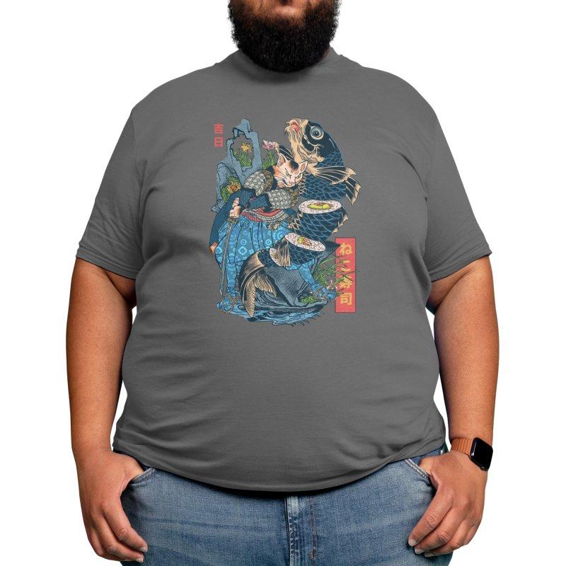 Neko Sushi Men's T-Shirt by kooky love's Artist Shop