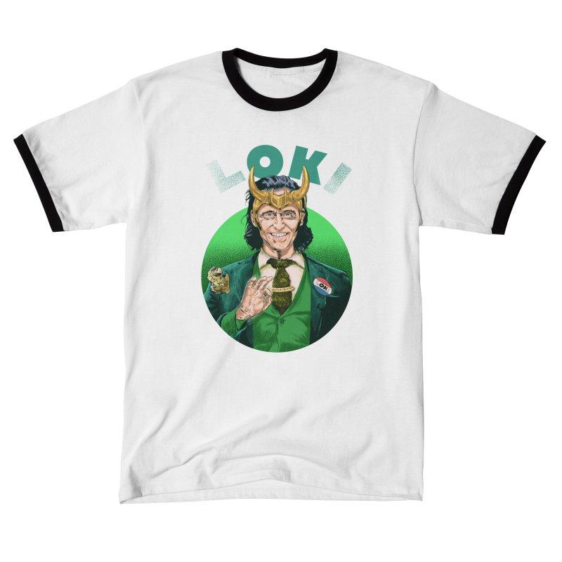 OK LOKI Women's T-Shirt by kooky love's Artist Shop