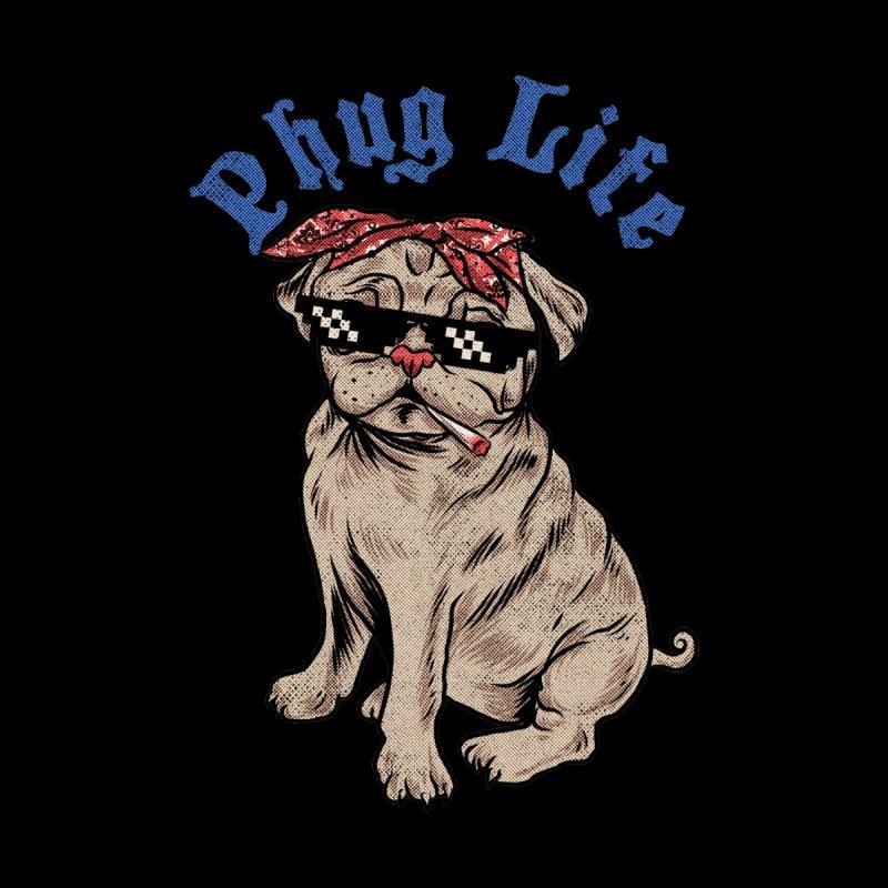 Phug Life Men's T-Shirt by kooky love's Artist Shop