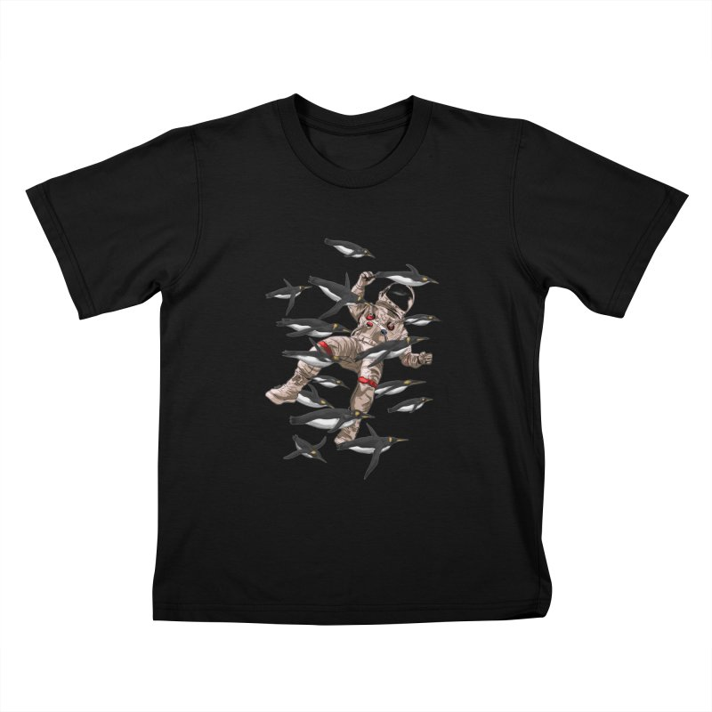 I believe I can touch the sky Kids T-Shirt by kooky love's Artist Shop