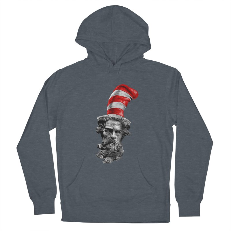 Dr. Zeuss Men's Pullover Hoody by kooky love's Artist Shop