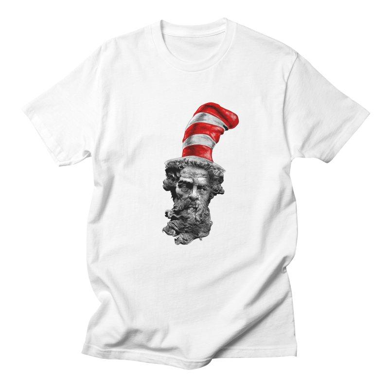 Dr. Zeuss Men's T-shirt by kooky love's Artist Shop