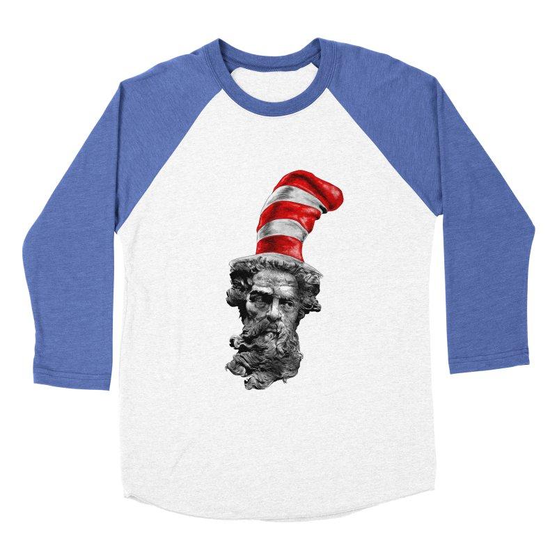 Dr. Zeuss Women's Baseball Triblend T-Shirt by kooky love's Artist Shop