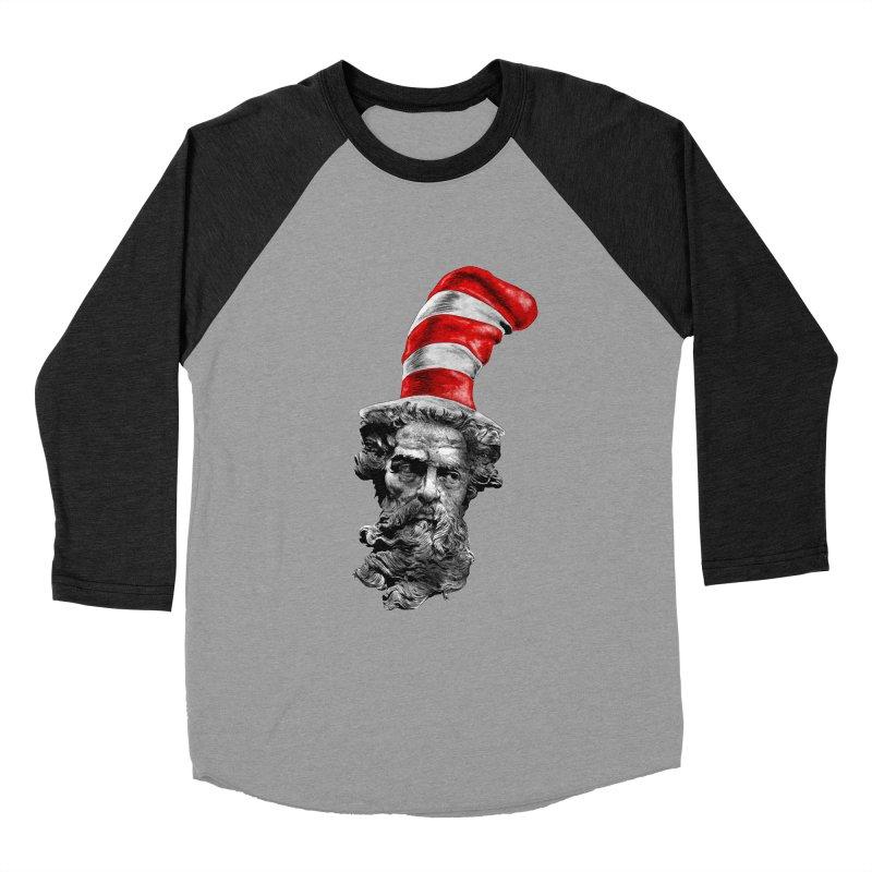 Dr. Zeuss Men's Baseball Triblend T-Shirt by kooky love's Artist Shop