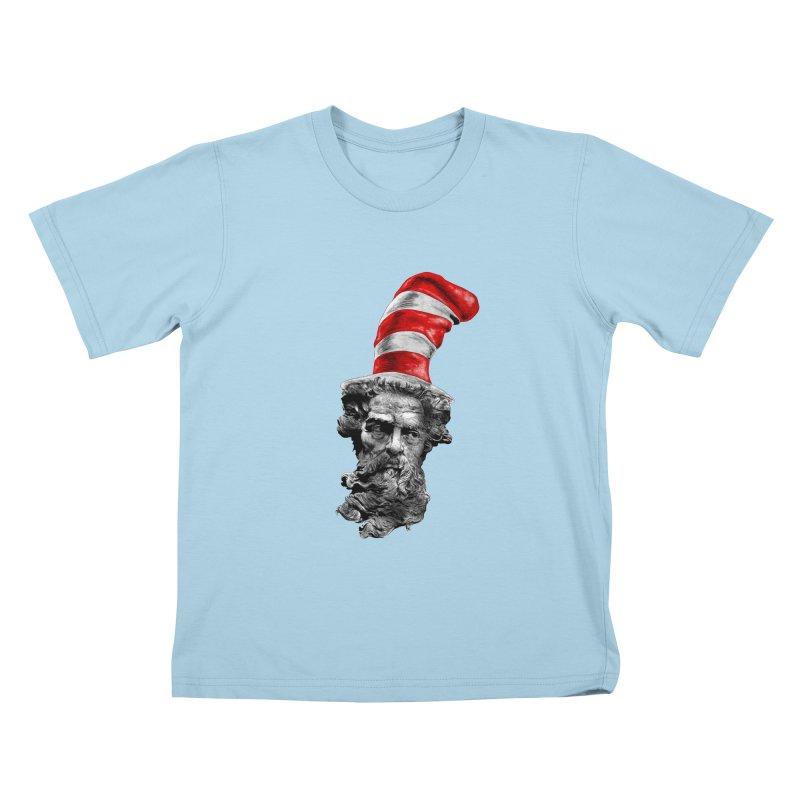 Dr. Zeuss Kids T-shirt by kooky love's Artist Shop