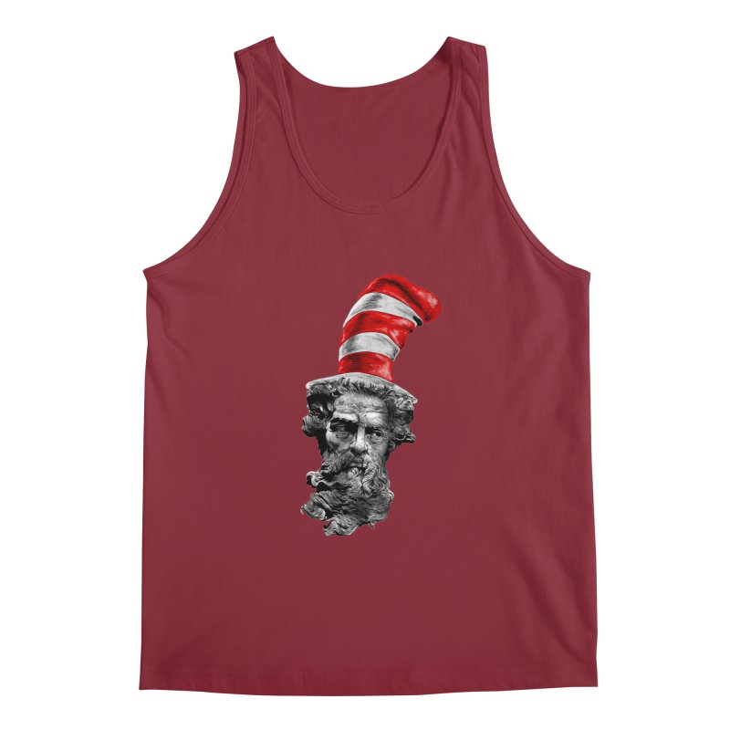 Dr. Zeuss Men's Tank by kooky love's Artist Shop