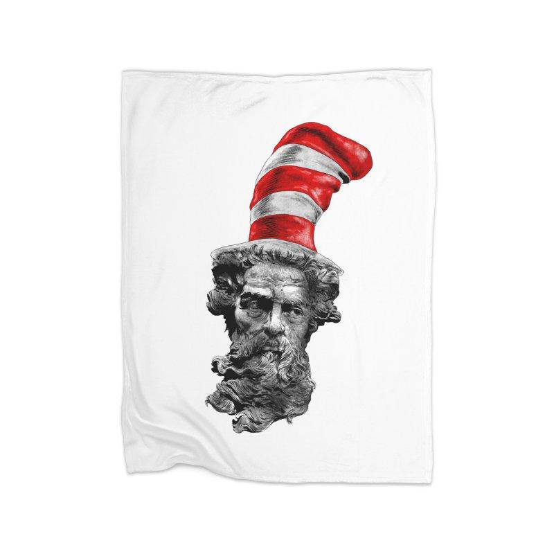 Dr. Zeuss Home Blanket by kooky love's Artist Shop