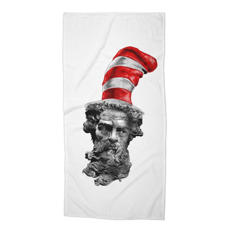 Dr. Zeuss Accessories Beach Towel by kooky love's Artist Shop