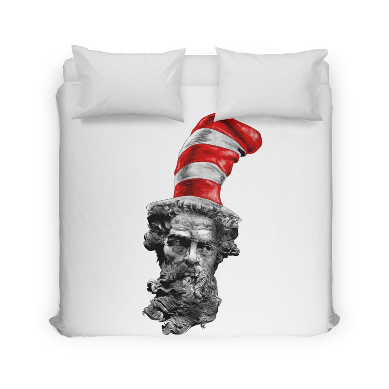 Dr. Zeuss Home Duvet by kooky love's Artist Shop