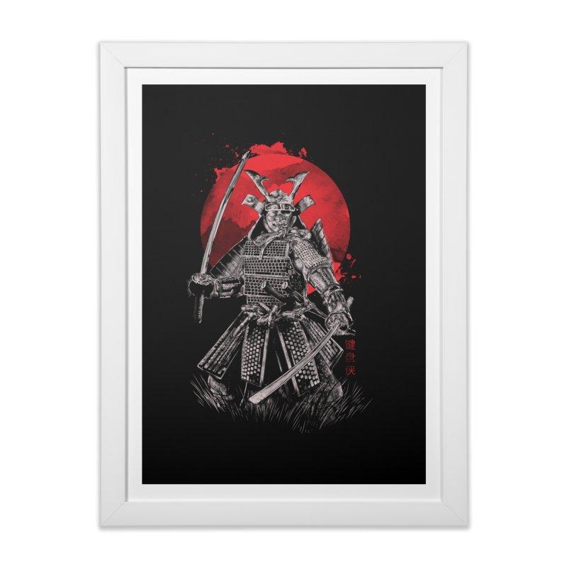Keyboard Warrior Home Framed Fine Art Print by kooky love's Artist Shop
