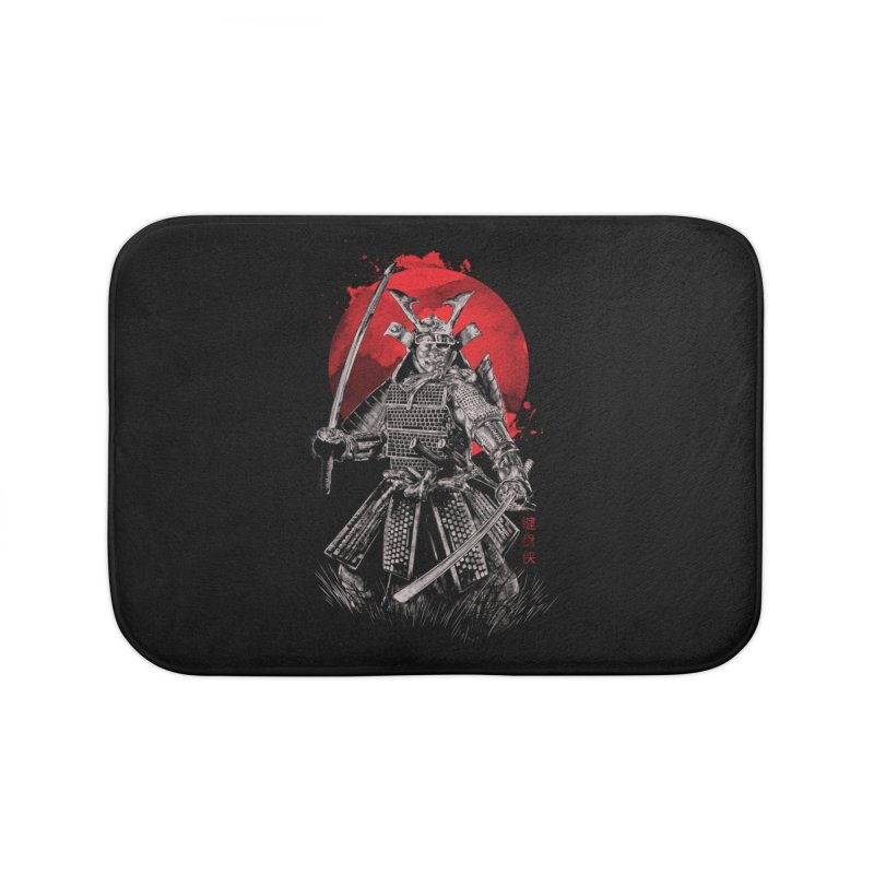 Keyboard Warrior Home Bath Mat by kooky love's Artist Shop