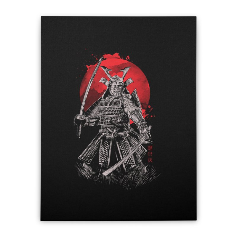 Keyboard Warrior Home Stretched Canvas by kooky love's Artist Shop