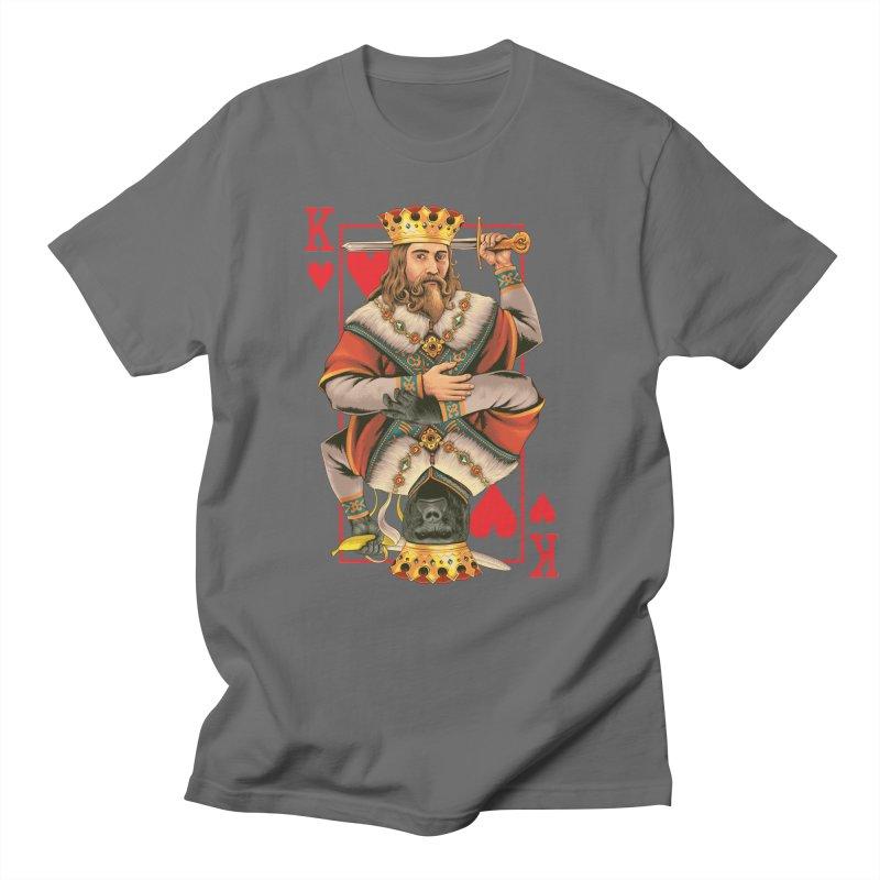K  Women's Unisex T-Shirt by kooky love's Artist Shop