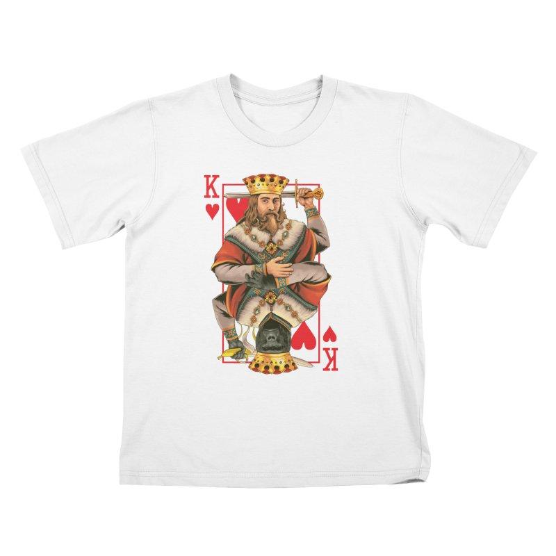 K  Kids T-shirt by kooky love's Artist Shop
