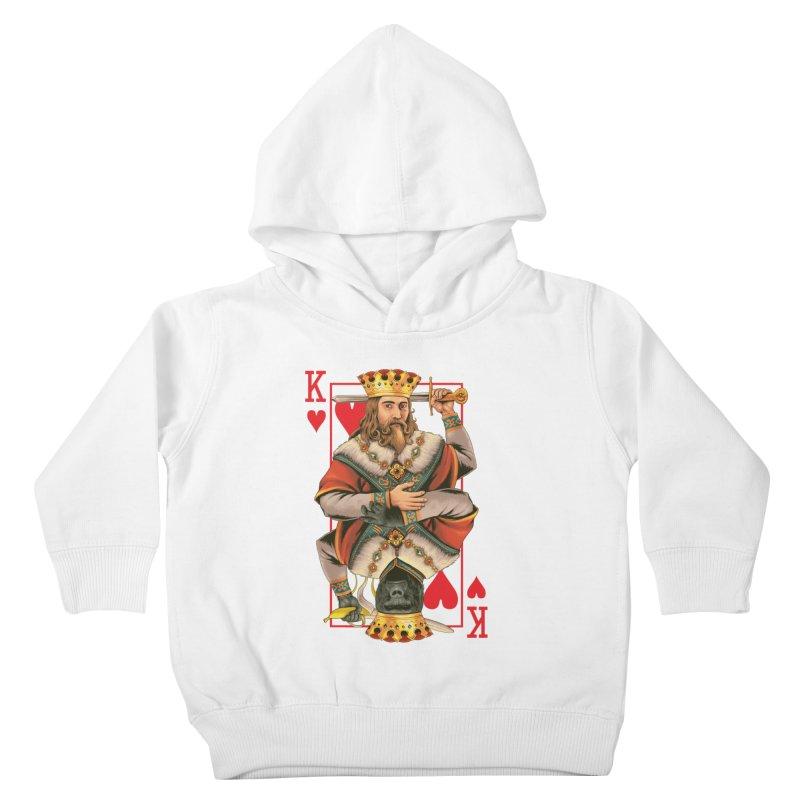 K  Kids Toddler Pullover Hoody by kooky love's Artist Shop
