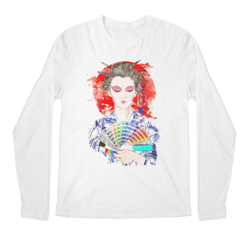 My Guide Men's Longsleeve T-Shirt by kooky love's Artist Shop