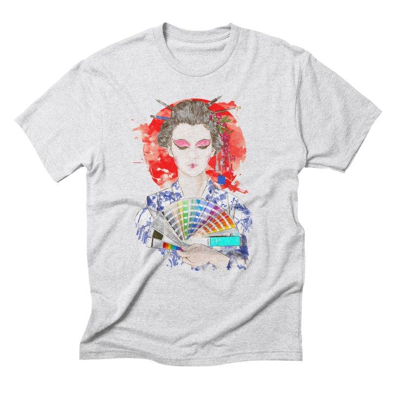 My Guide Men's Triblend T-Shirt by kooky love's Artist Shop