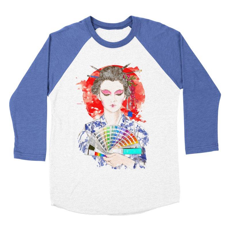 My Guide Women's Baseball Triblend T-Shirt by kooky love's Artist Shop