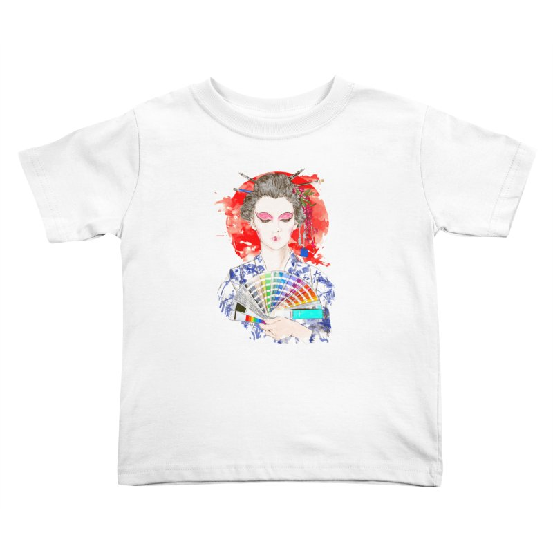 My Guide Kids Toddler T-Shirt by kooky love's Artist Shop