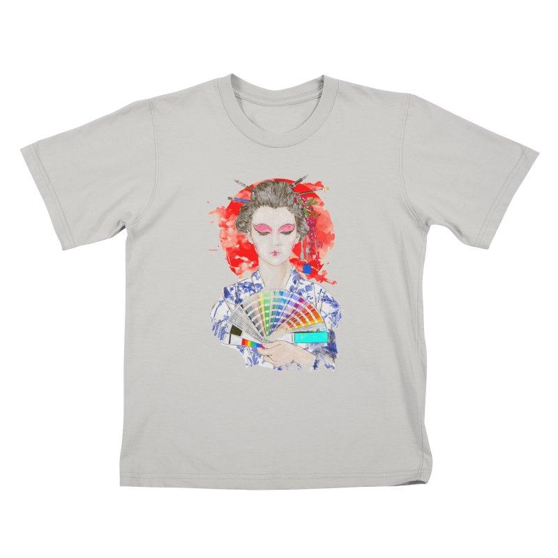 My Guide Kids T-Shirt by kooky love's Artist Shop