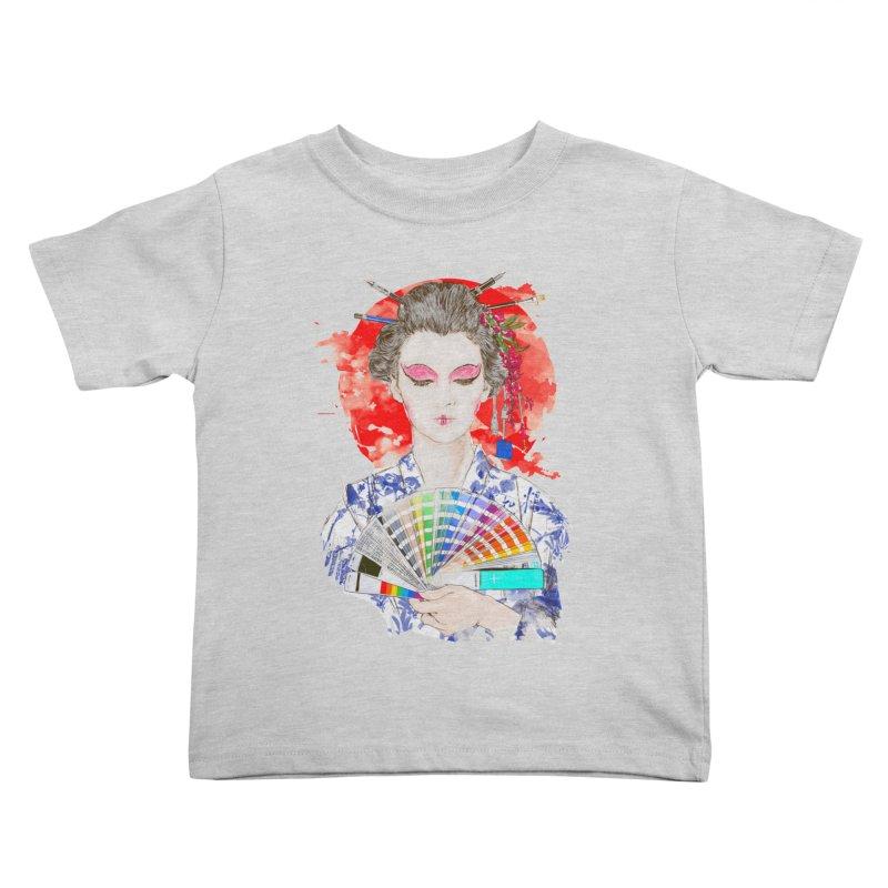 My Guide Kids Toddler T-Shirt by kooky love's Artist Shop