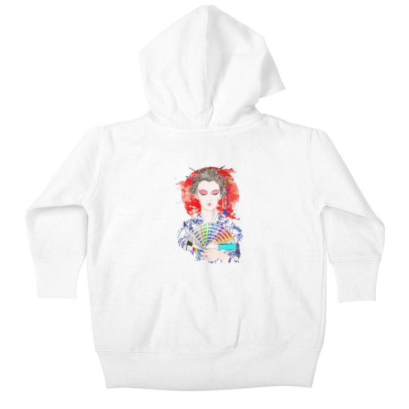 My Guide Kids Baby Zip-Up Hoody by kooky love's Artist Shop