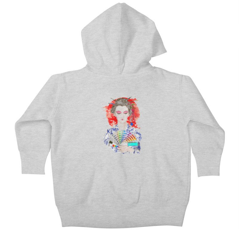 My Guide Kids Baby Zip-Up Hoody by kooky love's Artist Shop