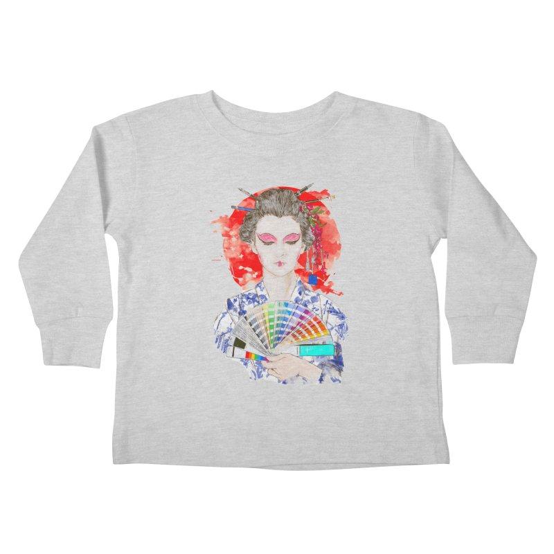 My Guide Kids Toddler Longsleeve T-Shirt by kooky love's Artist Shop
