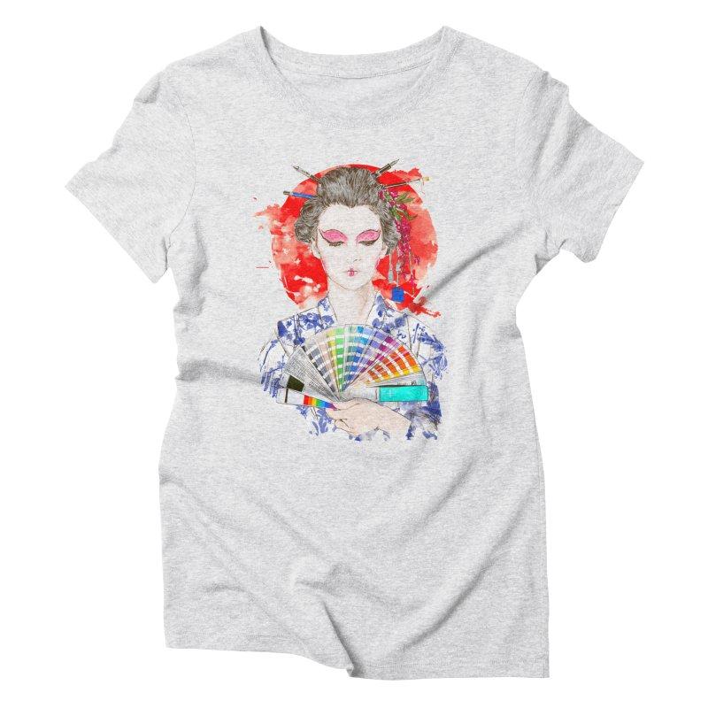 My Guide Women's Triblend T-shirt by kooky love's Artist Shop