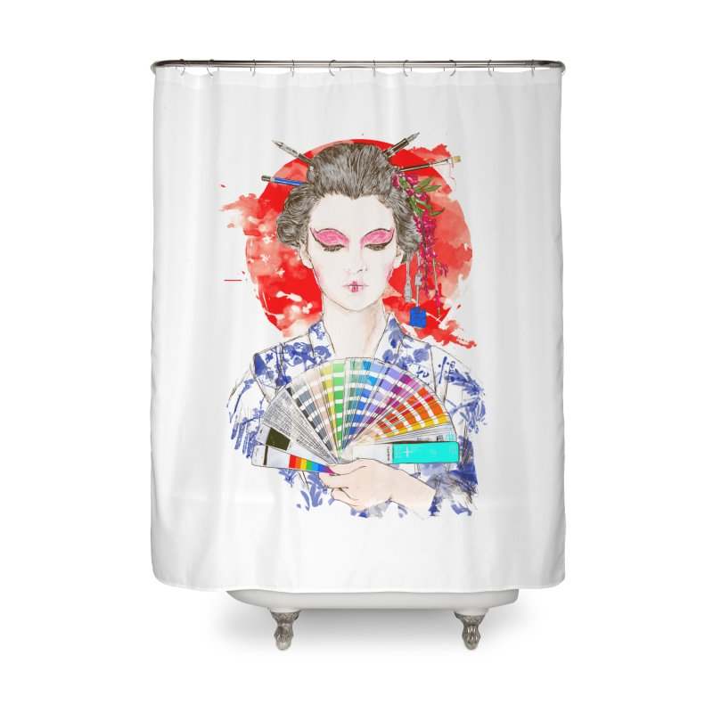 My Guide Home Shower Curtain by kooky love's Artist Shop