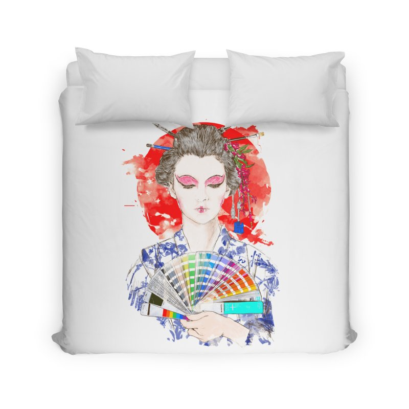 My Guide Home Duvet by kooky love's Artist Shop