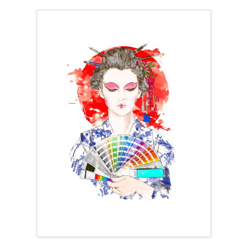 My Guide Home Fine Art Print by kooky love's Artist Shop