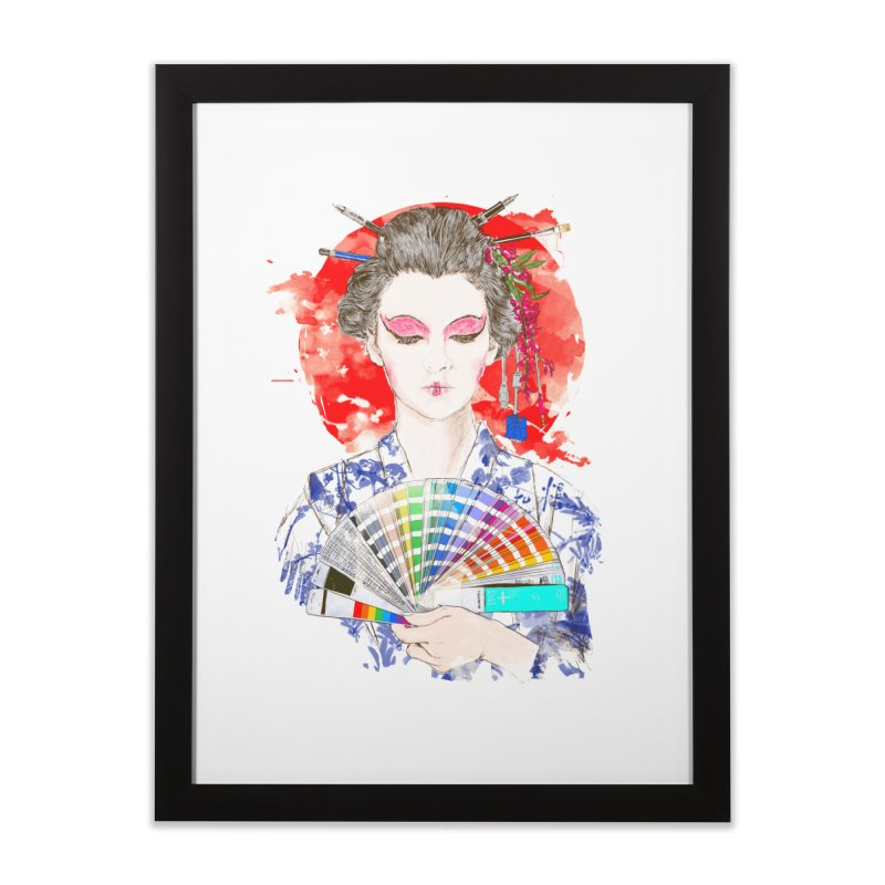 My Guide Home Framed Fine Art Print by kooky love's Artist Shop