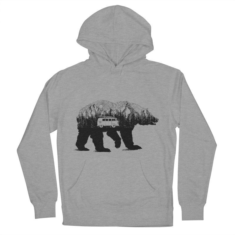 The Wanderer Men's Pullover Hoody by kooky love's Artist Shop