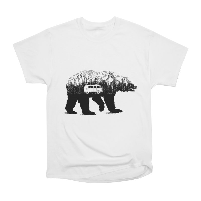 The Wanderer Men's Classic T-Shirt by kooky love's Artist Shop