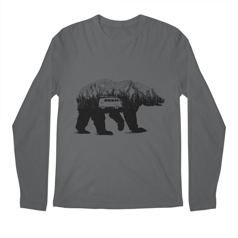 The Wanderer Men's Longsleeve T-Shirt by kooky love's Artist Shop