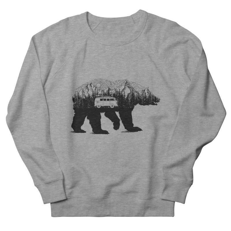 The Wanderer Men's Sweatshirt by kooky love's Artist Shop