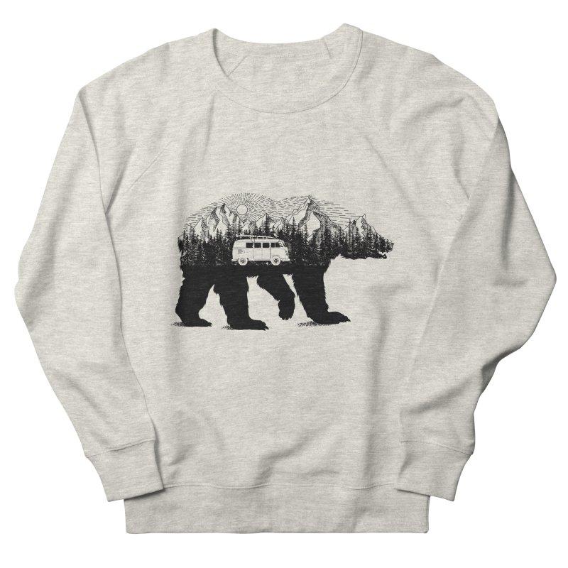 The Wanderer Men's Sweatshirt by kooky love's Artist Shop