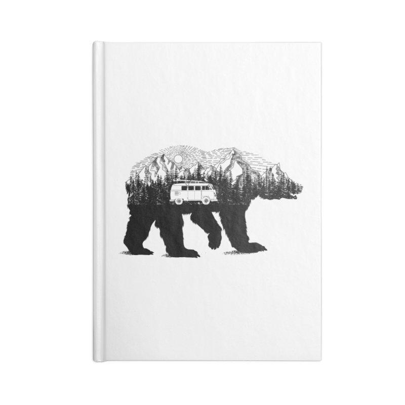 The Wanderer Accessories Notebook by kooky love's Artist Shop