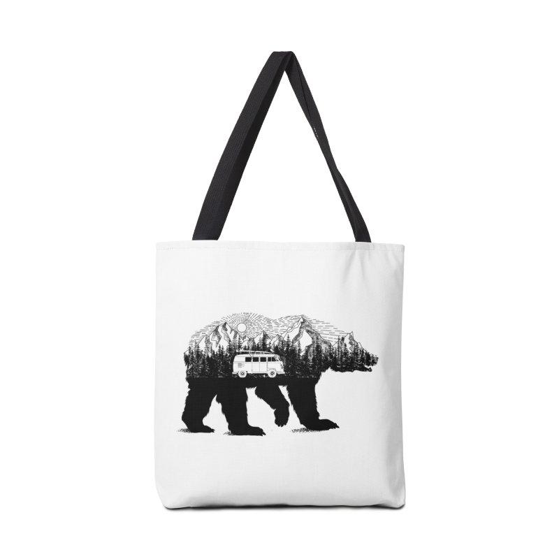 The Wanderer Accessories Bag by kooky love's Artist Shop