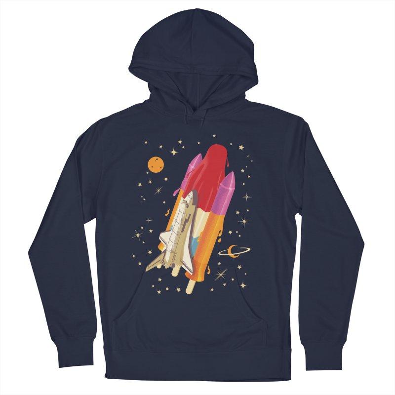 Popsicle Mission Women's Pullover Hoody by kooky love's Artist Shop