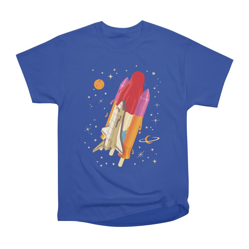 Popsicle Mission Women's Classic Unisex T-Shirt by kooky love's Artist Shop