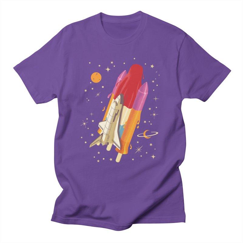 Popsicle Mission Men's T-Shirt by kooky love's Artist Shop