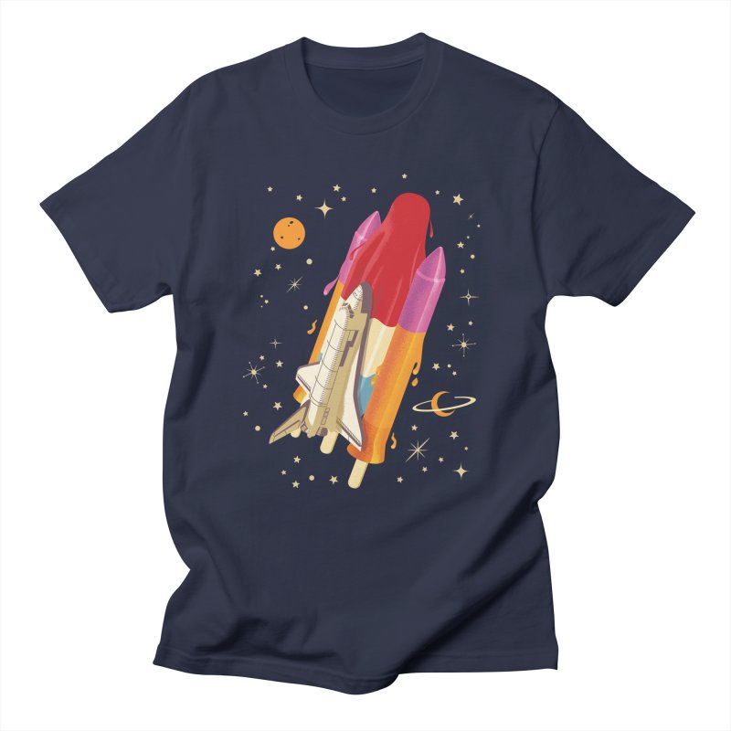 Popsicle Mission Women's Unisex T-Shirt by kooky love's Artist Shop