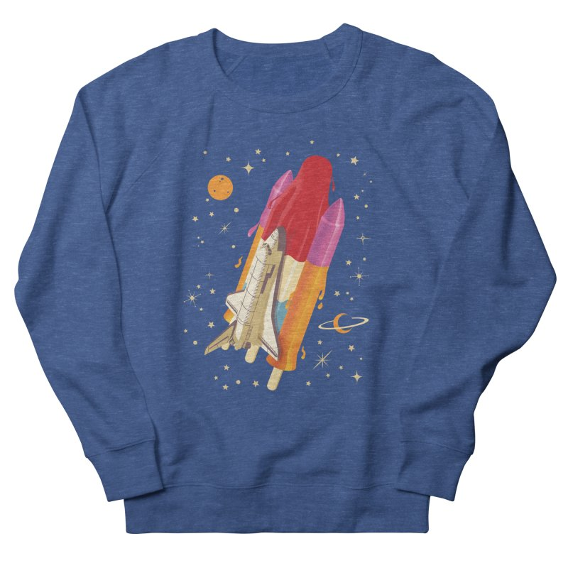 Popsicle Mission Men's Sweatshirt by kooky love's Artist Shop