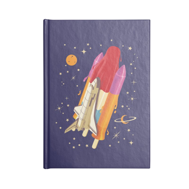 Popsicle Mission Accessories Notebook by kooky love's Artist Shop