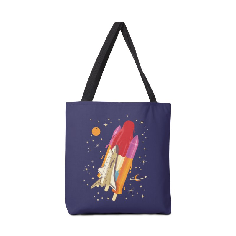Popsicle Mission Accessories Bag by kooky love's Artist Shop