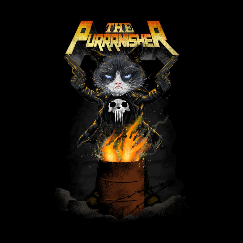 The Purrrnisher by kooky love's Artist Shop