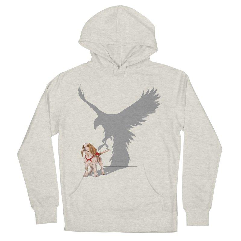 Be Eagle Men's Pullover Hoody by kooky love's Artist Shop